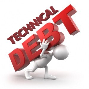 Technical Debt Pay It Forward